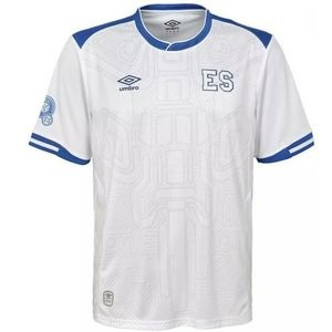 Umbro El Salvador 2017-2018 Short Sleeve Jersey